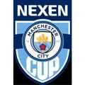 Nexen Manchester City Cup Logo